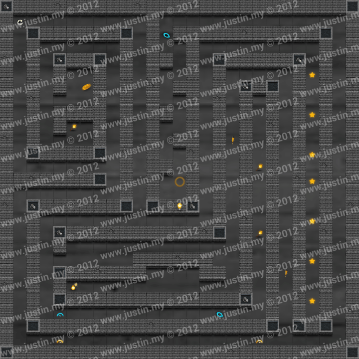 Reveal the Maze Level 5-7