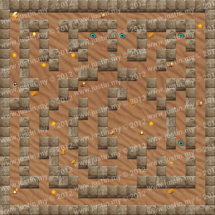 Reveal the Maze Level 6-10