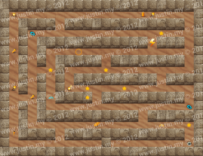 Reveal the Maze Level 6-6
