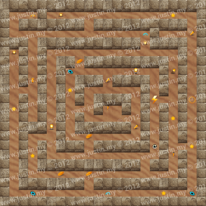 Reveal the Maze Level 6-9