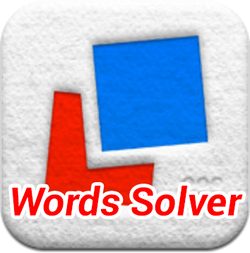 LetterPress Words Solver