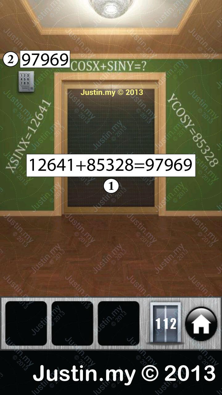 100 Doors 2013 Level 112