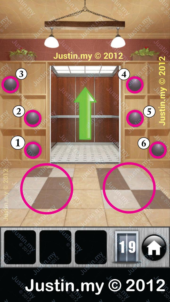 100 Doors 2013 Level 19