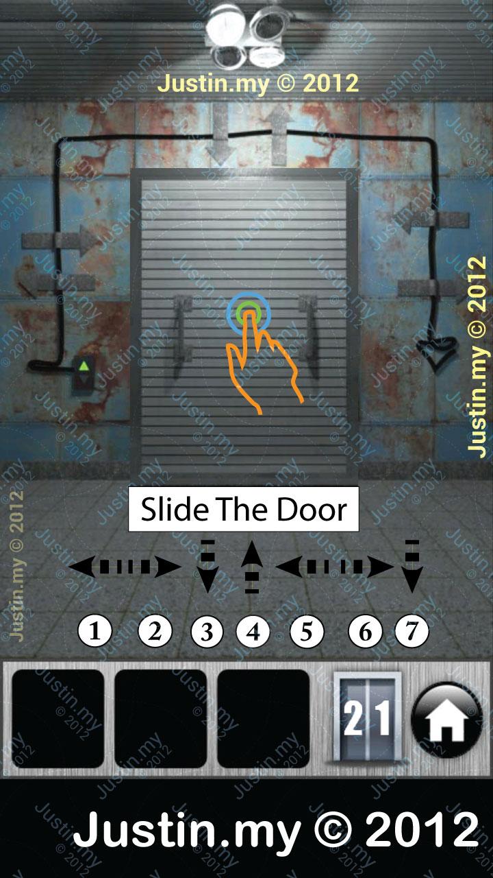 100 Doors 2013 Level 21