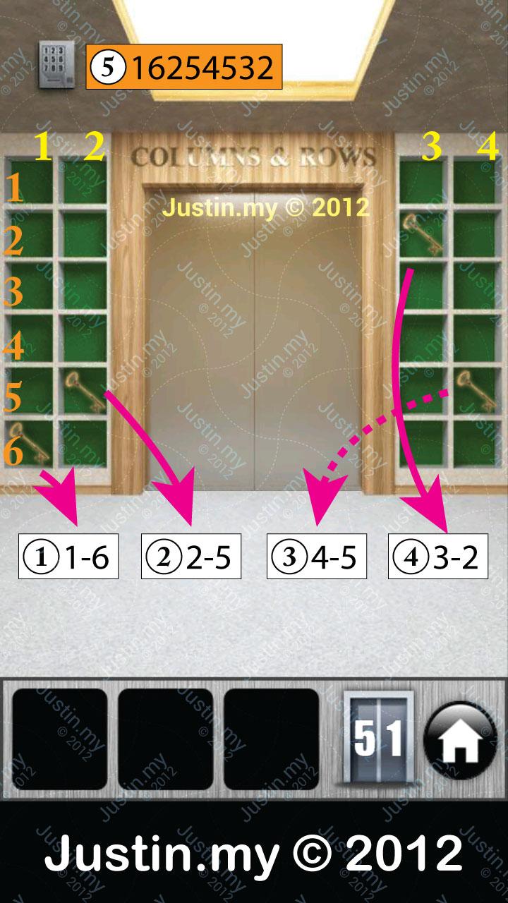 100 Doors 2013 Level 51