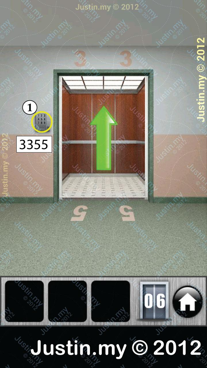 100 Doors 2013 Level 6