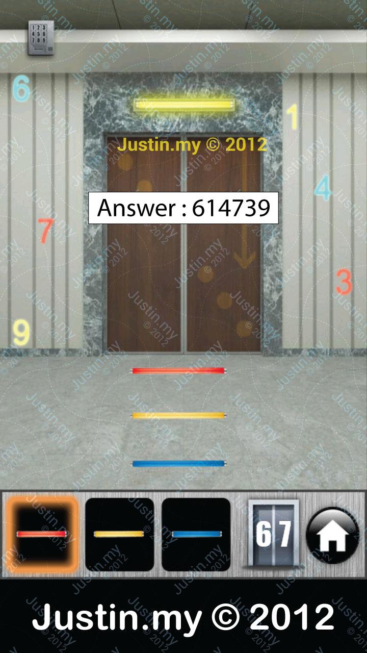 100 Doors 2013 Level 67