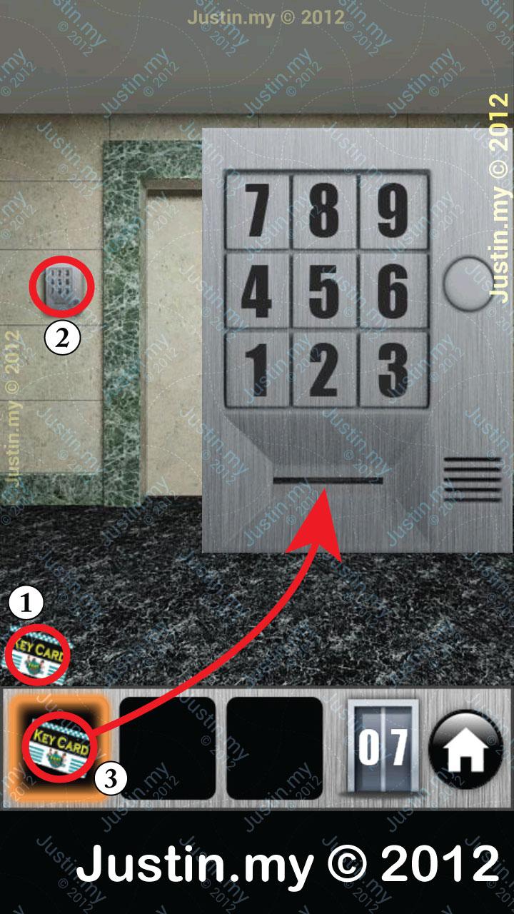 100 Doors 2013 Level 7