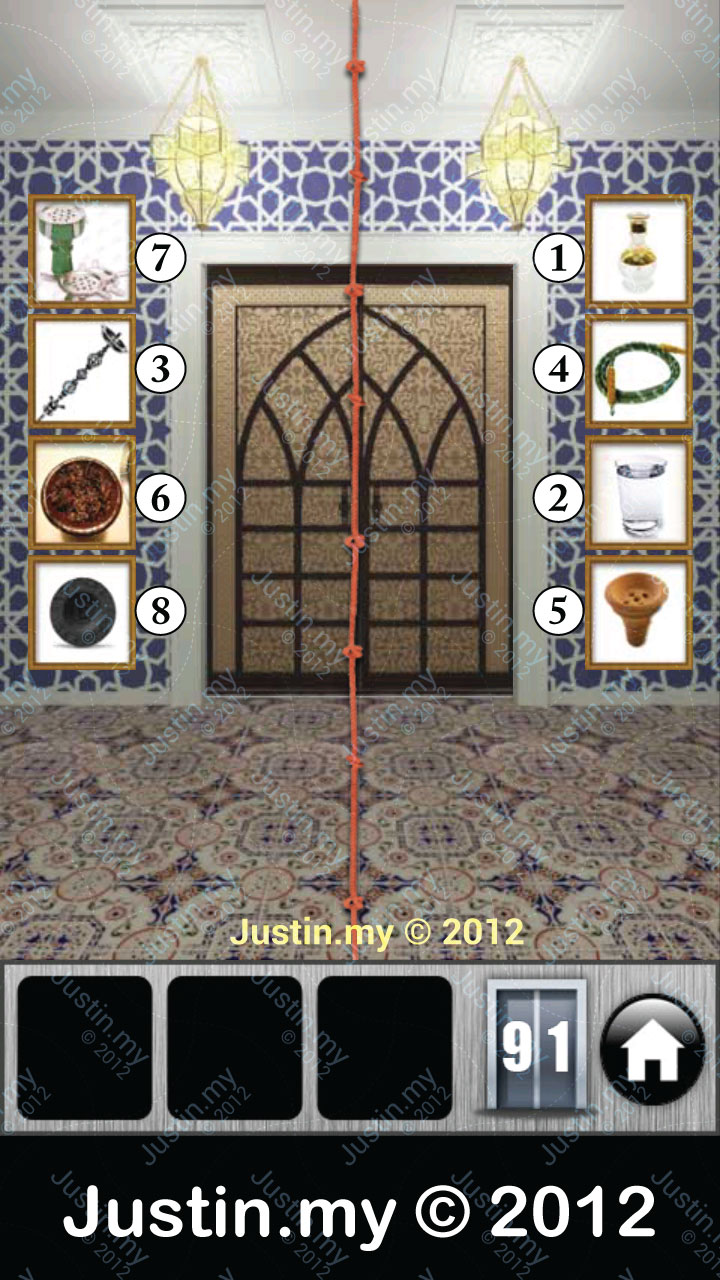 100 Doors 2013 Walkthrough Level 91
