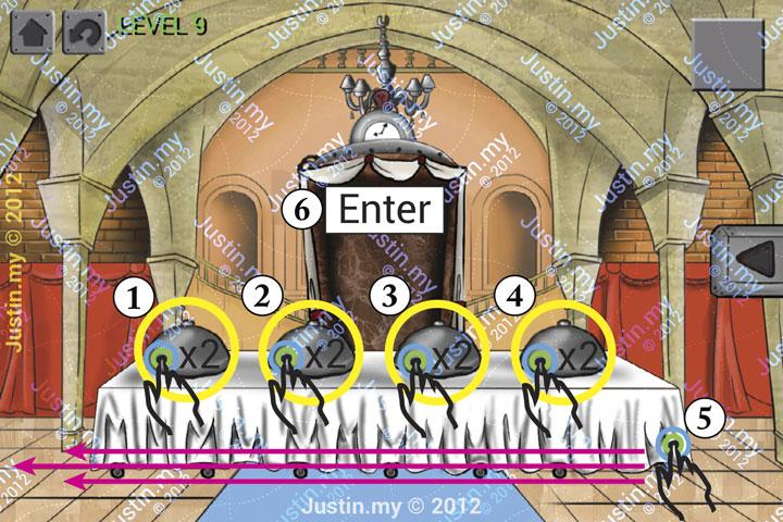 200 Doors Level 9