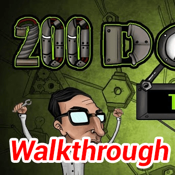 200 Doors Walkthrough
