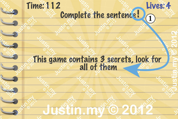 Impossible Test Answers Level 17