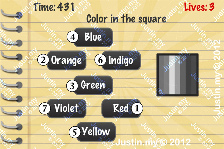 Impossible Test Answers Level 64