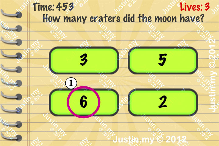 Impossible Test Answers Level 65