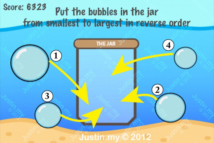 Impossible Test Water Level 5