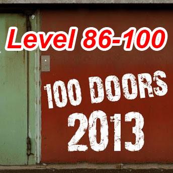 100 Doors 2013 Level 86 100