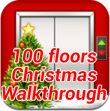 100 Floors Christmas Walkthrough