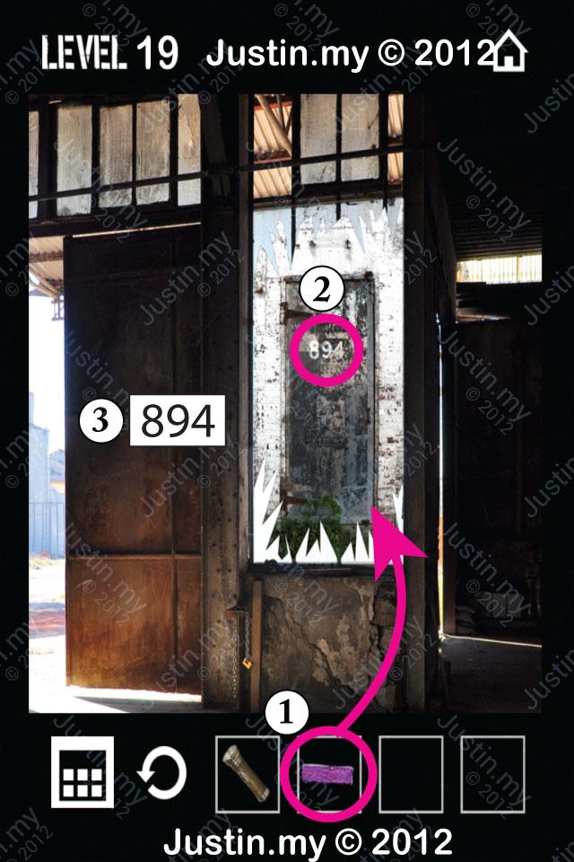 Factory 96 Level 19