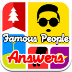 Icon Pop Quiz Famous People Cheat