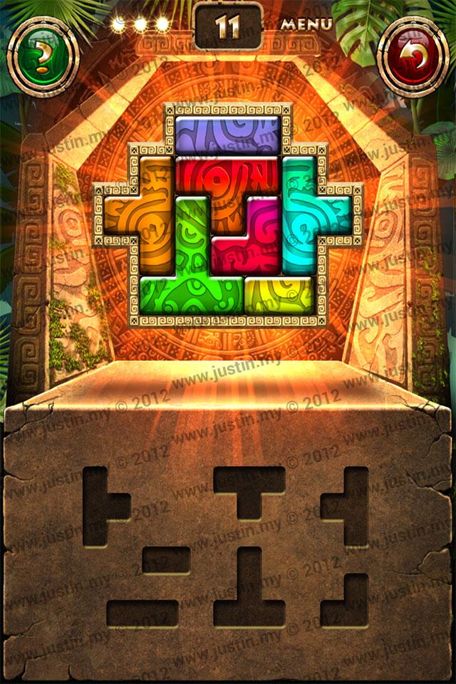 Montezuma Puzzle Level 11