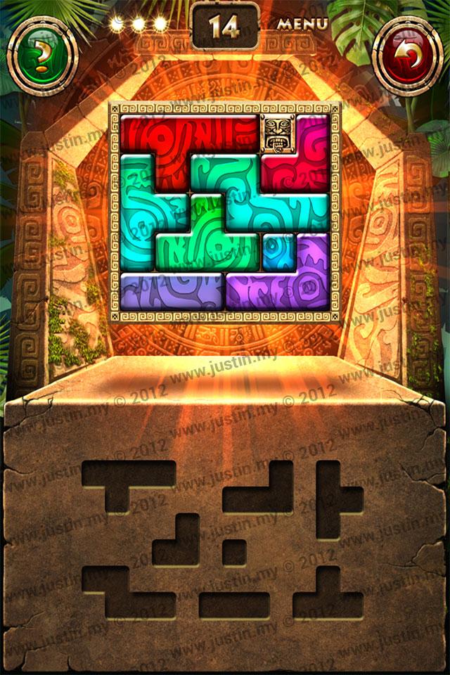 Montezuma Puzzle Level 14