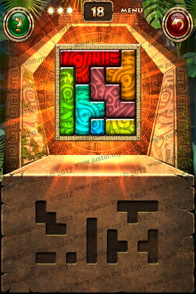 Montezuma Puzzle Level 18