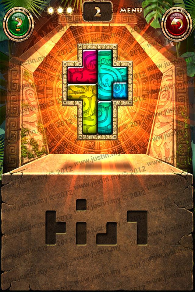 Montezuma Puzzle Level 2