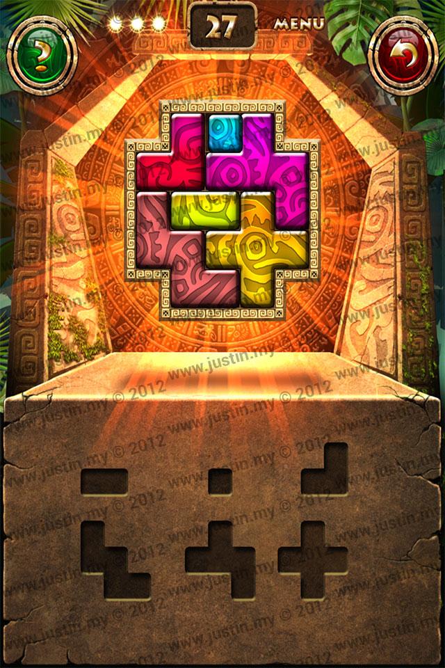 Montezuma Puzzle Level 27