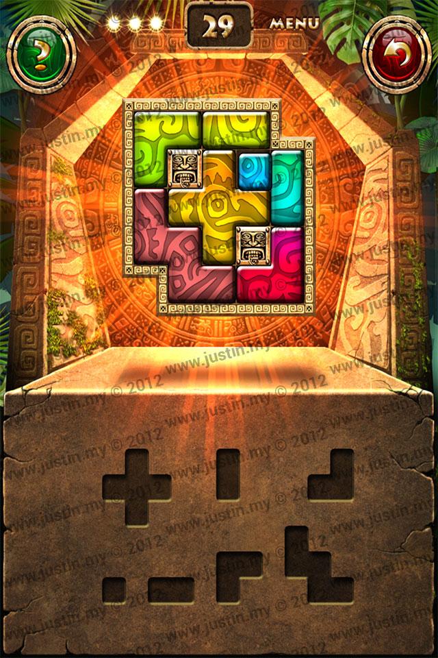 Montezuma Puzzle Level 29