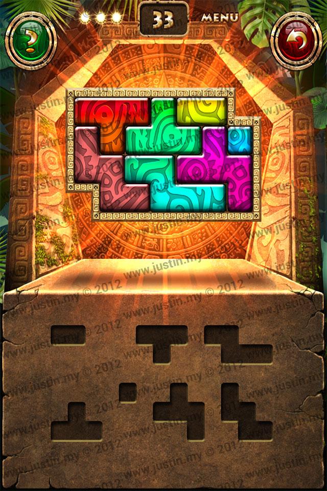 Montezuma Puzzle Level 33