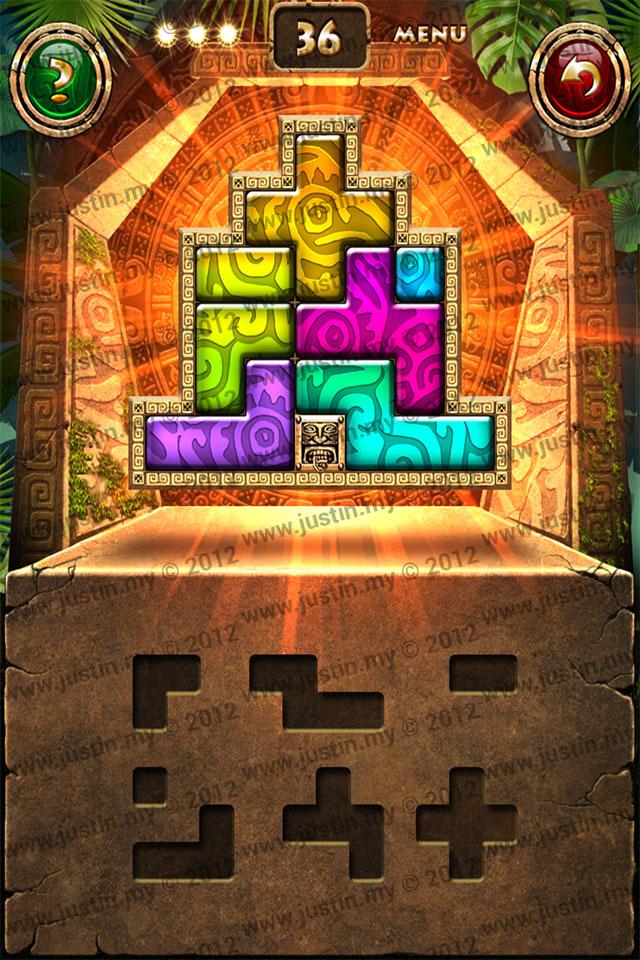 Montezuma Puzzle Level 36