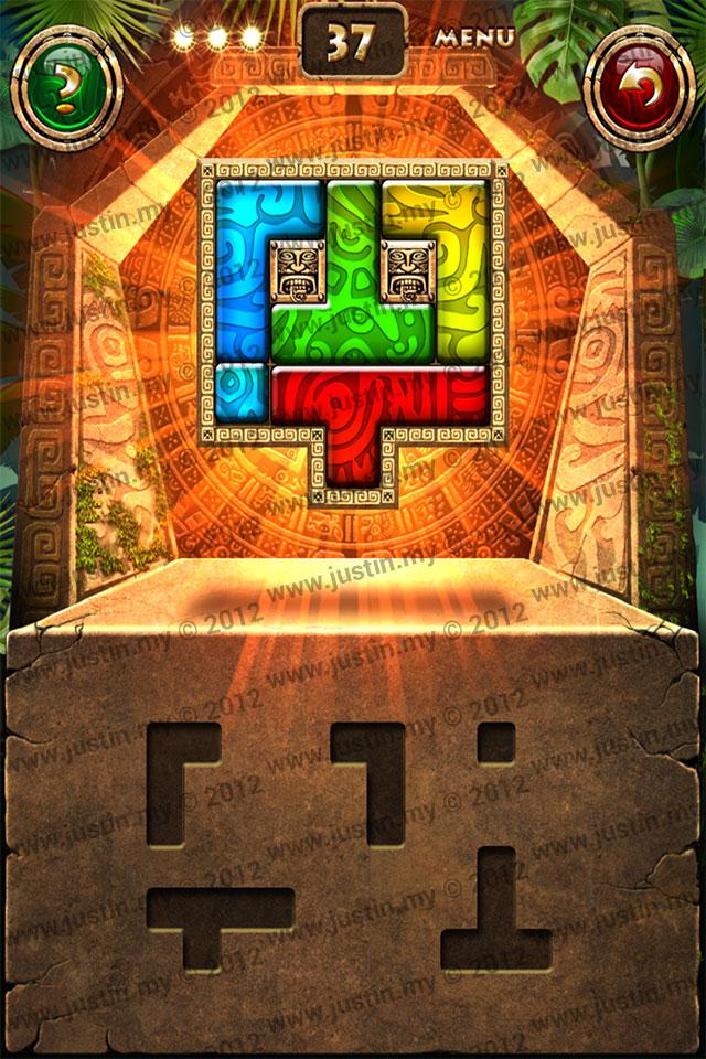 Montezuma Puzzle Level 37