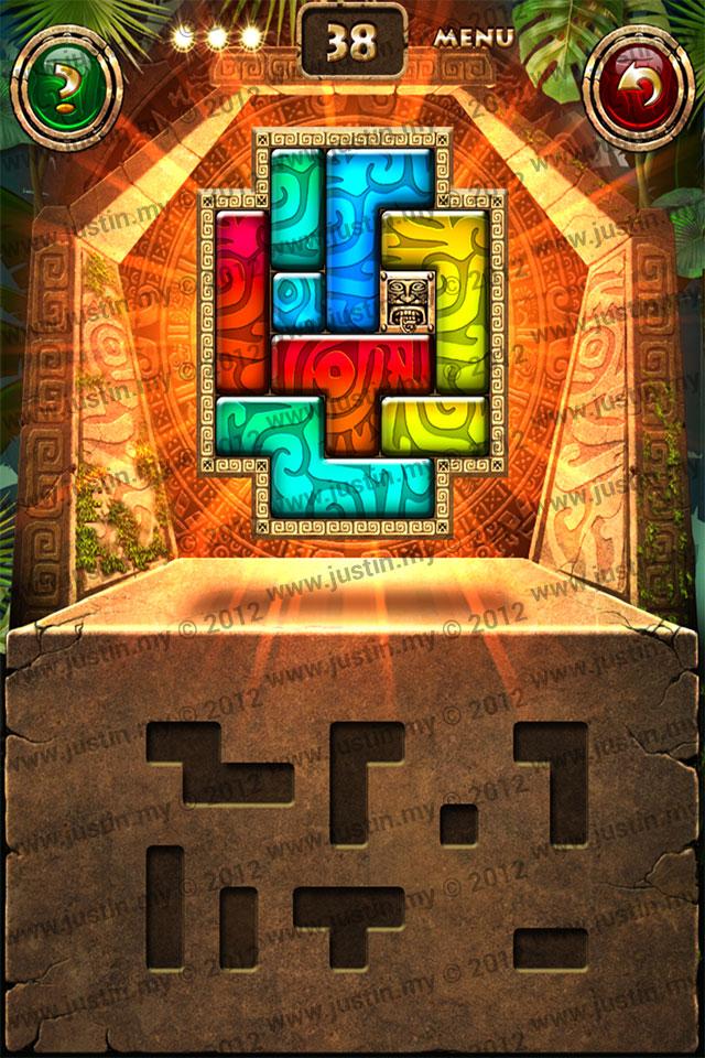 Montezuma Puzzle Level 38