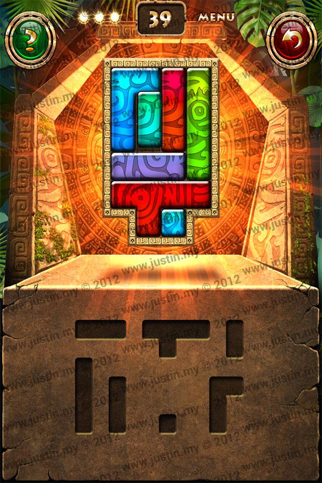 Montezuma Puzzle Level 39