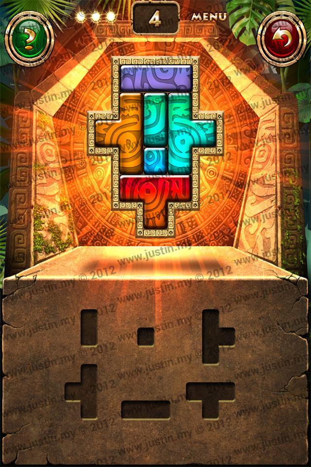 Montezuma Puzzle Level 4
