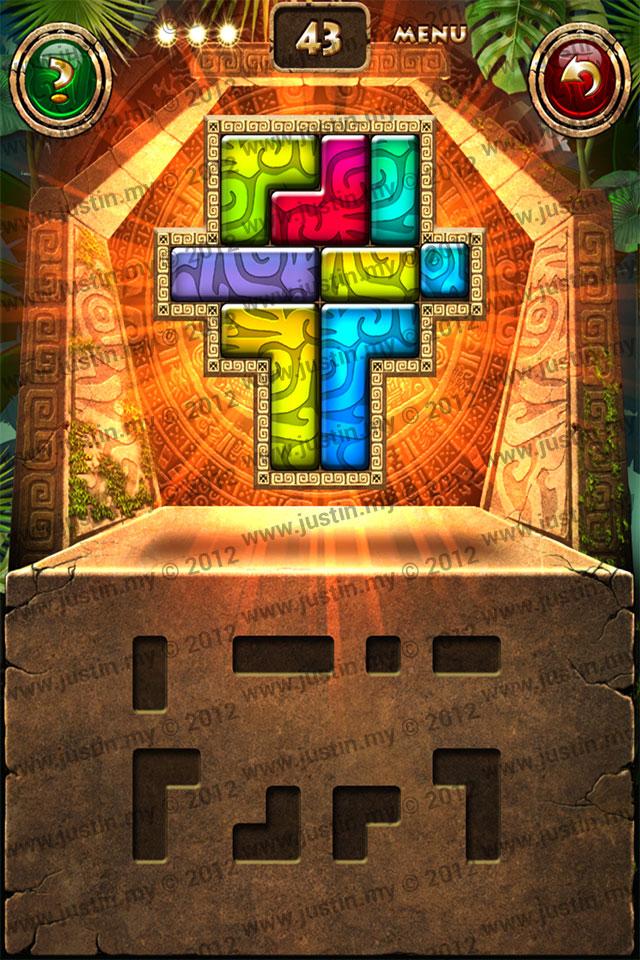 Montezuma Puzzle Level 43
