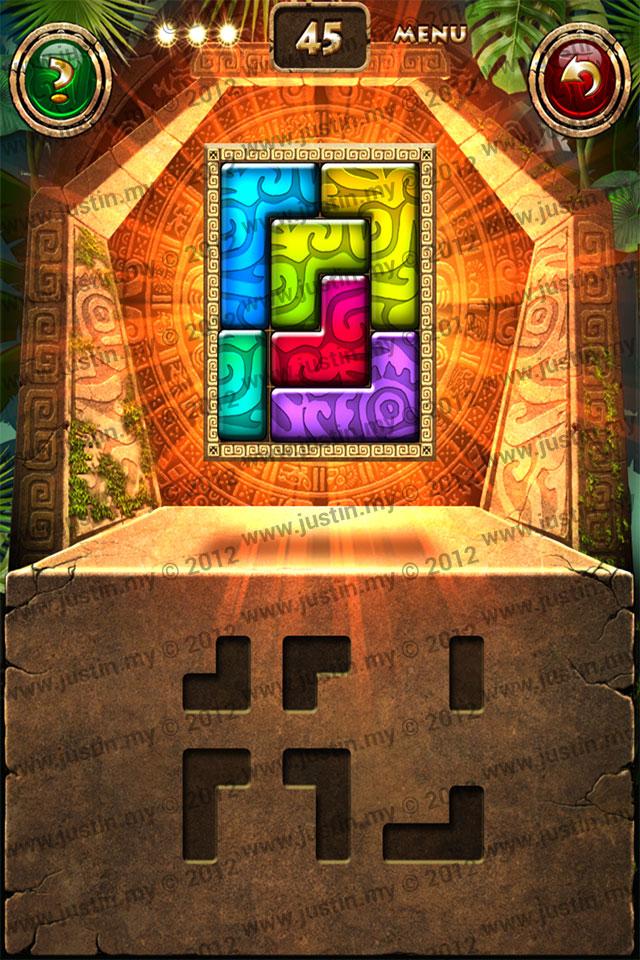 Montezuma Puzzle Level 45