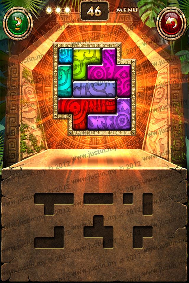 Montezuma Puzzle Level 46