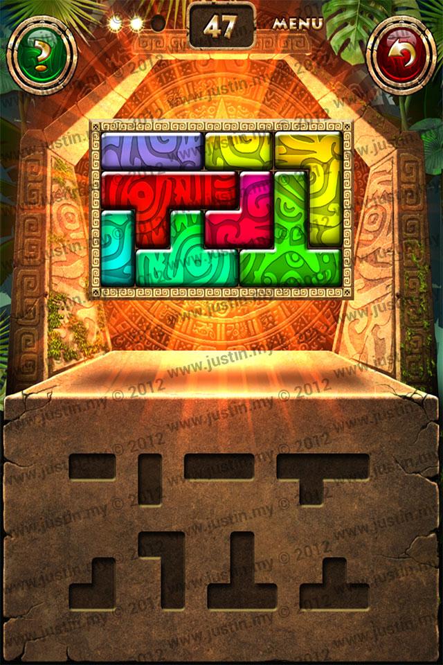 Montezuma Puzzle Level 47