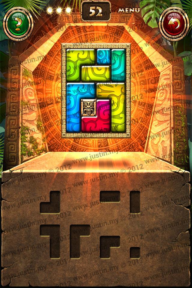 Montezuma Puzzle Level 52