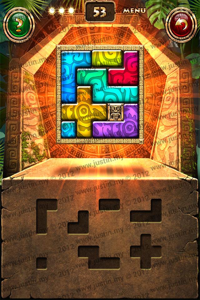 Montezuma Puzzle Level 53