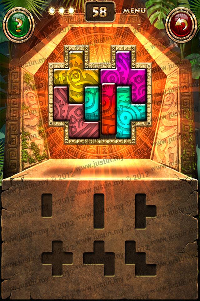Montezuma Puzzle Level 58