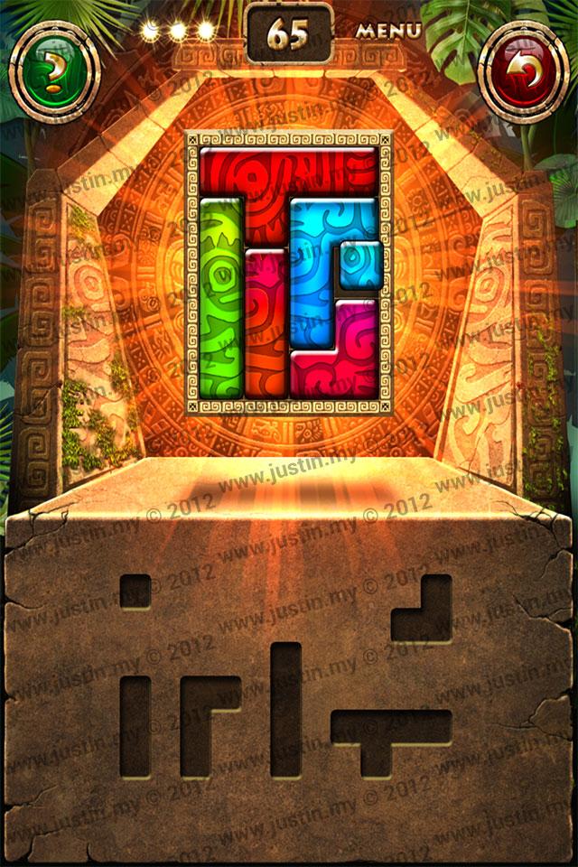 Montezuma Puzzle Level 65