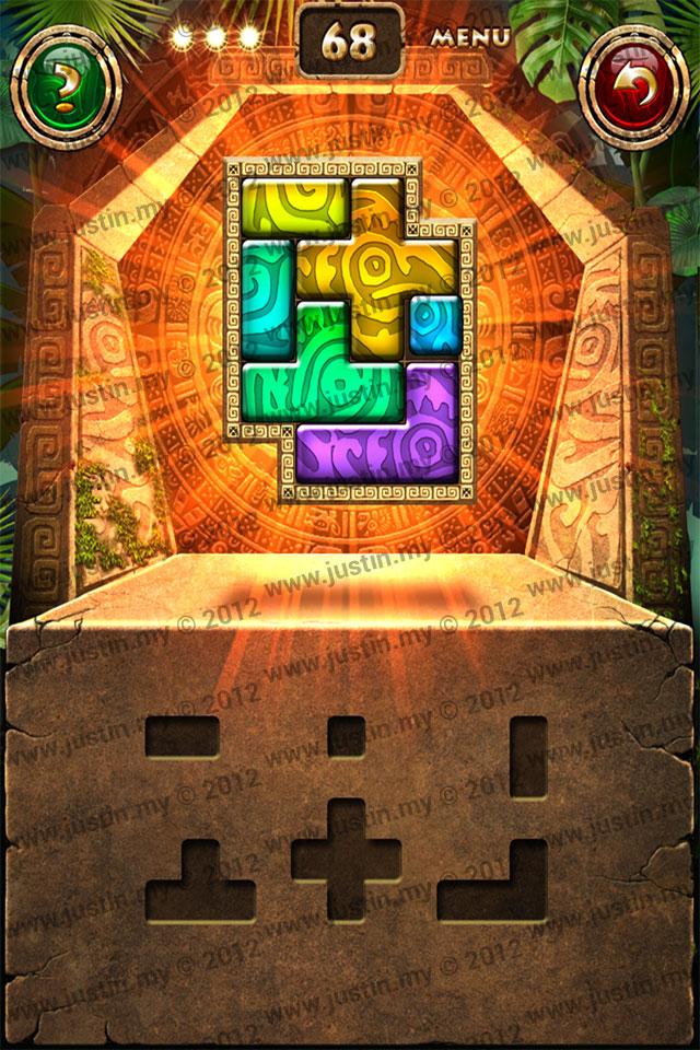 Montezuma Puzzle Level 68