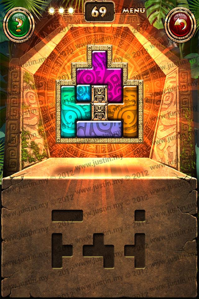 Montezuma Puzzle Level 69