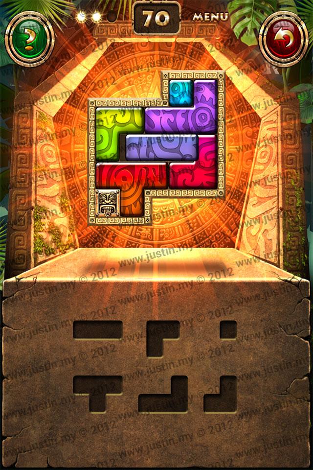 Montezuma Puzzle Level 70