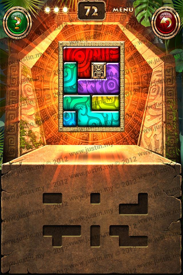 Montezuma Puzzle Level 72