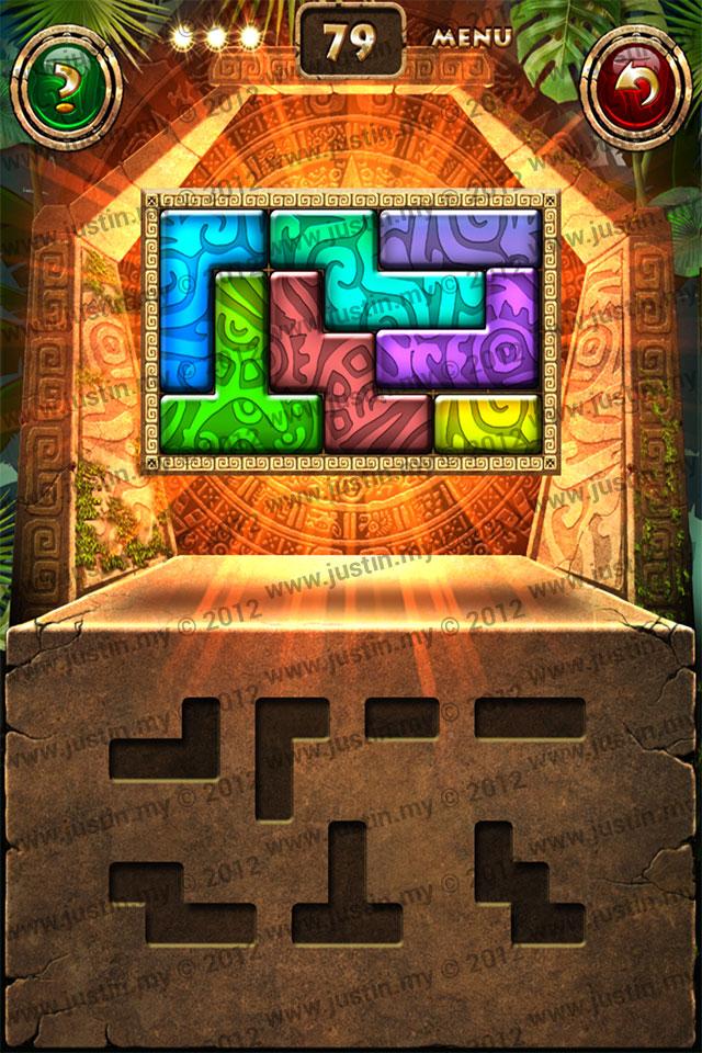 Montezuma Puzzle Level 79