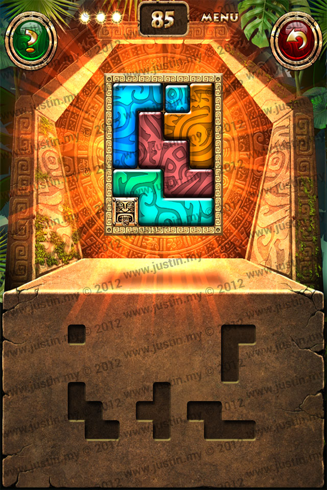 Montezuma Puzzle Level 85