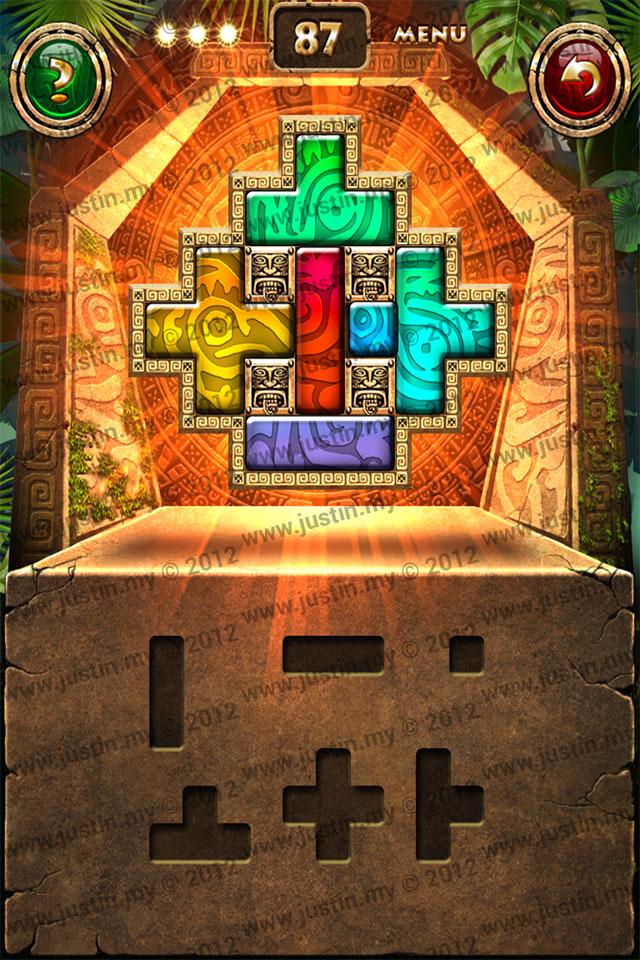 Montezuma Puzzle Level 87